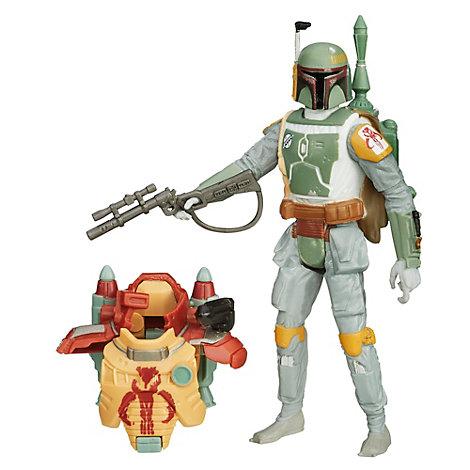 Star Wars: The Empire Strikes Back 3.75'' Figure Desert Mission Armour Boba Fett