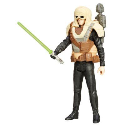 Star Wars: Return of the Jedi 3.75'' Figure Desert Mission Armour Luke Skywalker Jedi