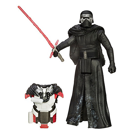 Star Wars: The Force Awakens 3.75'' Figure Snow Mission Armour Kylo Ren