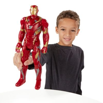 Iron Man Titan Hero 12'' Action Figure, Captain America: Civil War
