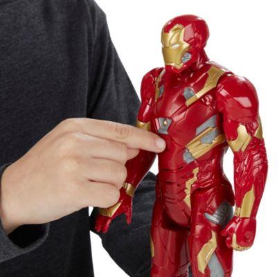 The First Avenger: Civil War - Iron Man Titan Hero Actionfigur (30 cm)