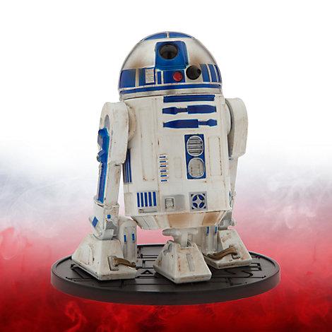 Figurine miniature R2-D2 de la série Élite, Star Wars