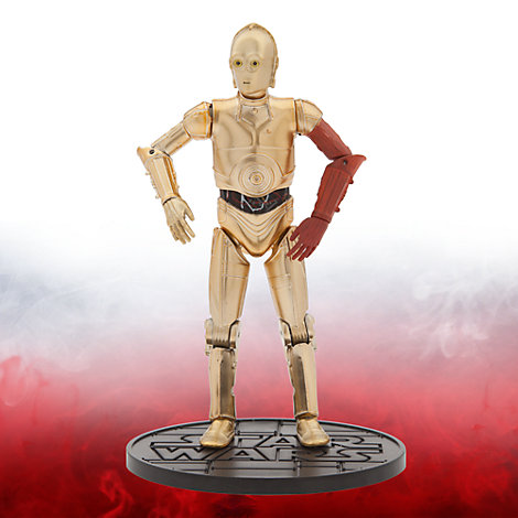 C-3PO 6.5'' Elite Series Die-Cast Figure, Star Wars: The Force Awakens