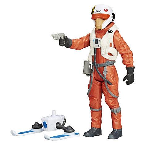 X-Wing Pilot Asty