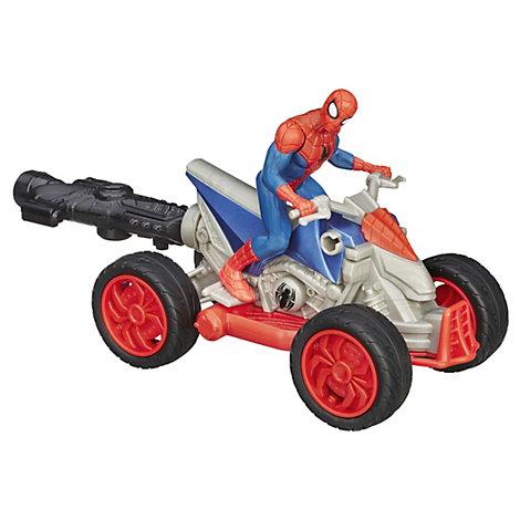 Web Warriors Spider Man ATV