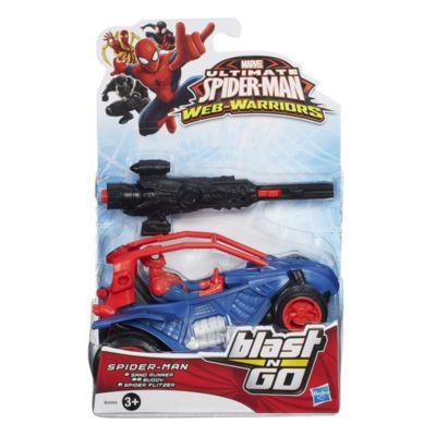 Web Warriors Spider Man Sand Runner