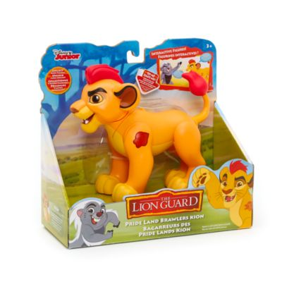 Kion Pride Lands Brawlers Toy, The Lion Guard
