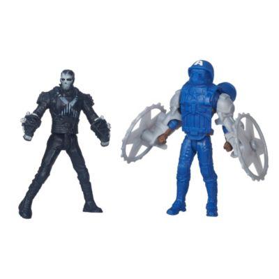Captain America vs Marvel's Crossbones Figures, Captain America: Civil War