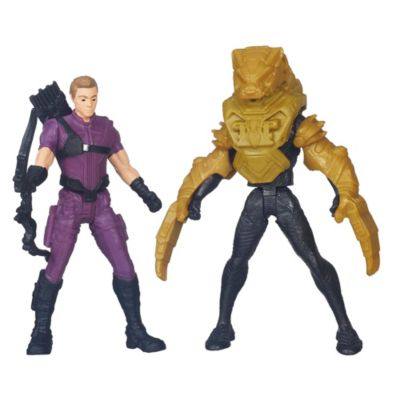 Black Panther and Hawkeye Figures, Captain America: Civil War