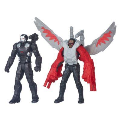 Personaggi War Machine e Falcon, Captain America: Civil War