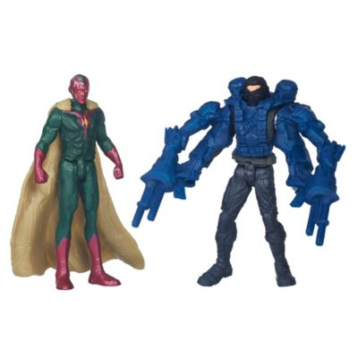 Vision and Winter Soldier Figures, Captain America: Civil War