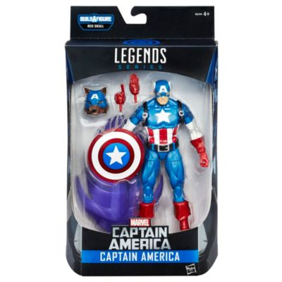 The First Avenger: Civil War - Captain America Legends Figur (ca. 15 cm)