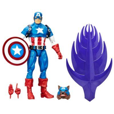 Figura Capitán América Legends de Capitán América: Civil War (16 cm)