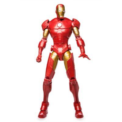 Coffret cadeau de figurines articulées de luxe Avengers