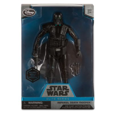 """Figura acción soldado imperial """"Death Trooper"""" serie Élite 16,5 cm, Rogue One: Una historia de Star Wars"""