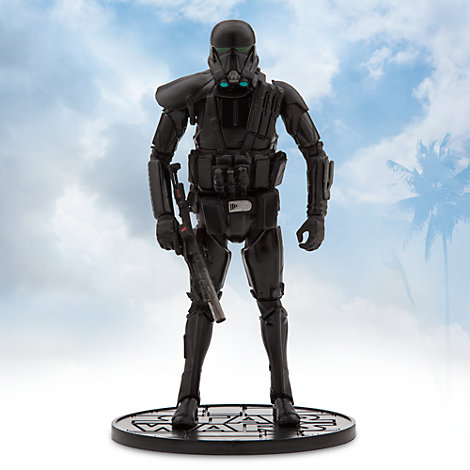 Rogue One: A Star Wars Story - Imperialer Death Trooper Die Cast-Figur Elite Series ca. 16,5 cm