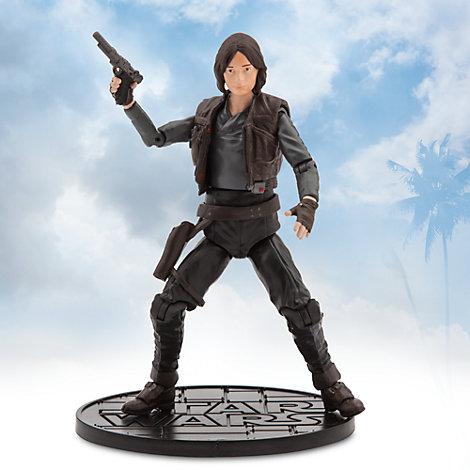 Rogue One: A Star Wars Story - Jyn Erso Elite Series Die Cast
