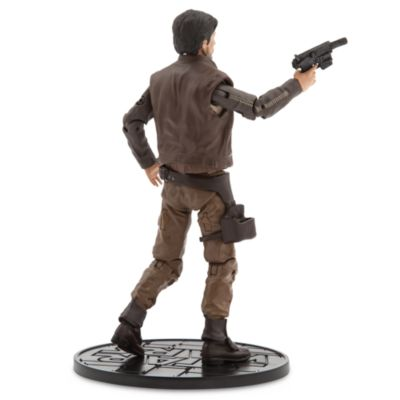 Figurine miniature Capitaine Cassian Andor de la série Elite, Rogue One: A Star Wars Story