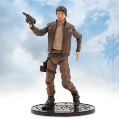 Personaggio Capitano Cassian Andor serie Elite die-cast, Rogue One: A Star Wars Story