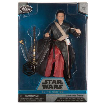 Figurine miniature Chirrut Imwe de la série Elite, Rogue One: A Star Wars Story