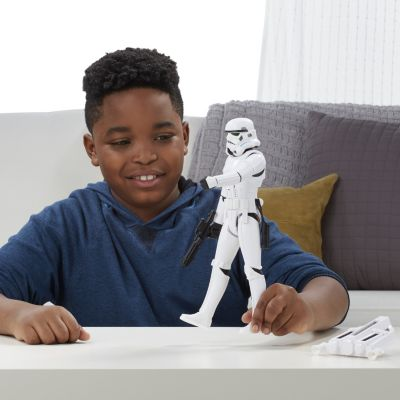 Figura soldado imperial Interactech, Star Wars