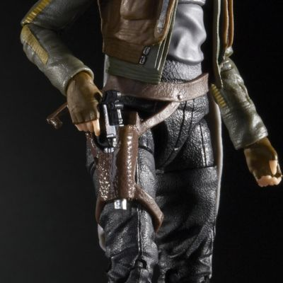 Jyn Erso The Black Series Figure, Rogue One: A Star Wars Story