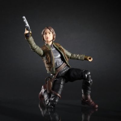 Personaggio Jyn Erso The Black Series, Rogue One: A Star Wars Story
