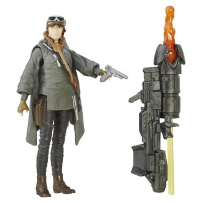 Rogue One: A Star Wars Story - Sergeant Jyn Erso Actionfigur (ca. 9,5 cm)