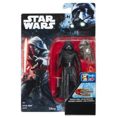 Figurine articulée Kylo Ren 9,5 cm, Star Wars : Le Réveil de la Force