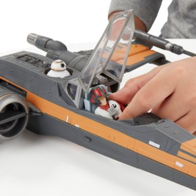 Star Wars: The Force Awakens 3.75'' Vehicle Poe Dameron's X-Wing