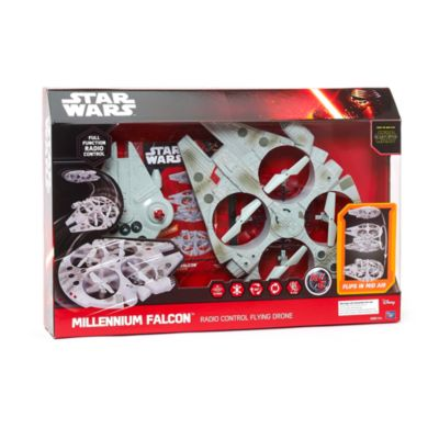 Millennium Falcon Radio Control Flying Drone, Star Wars: The Force Awakens