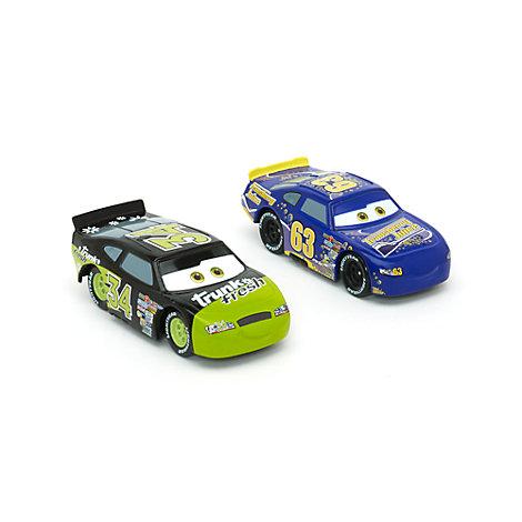 Disney Pixar Cars Lee Revkins and Dirkson D'Agostino Die-Casts