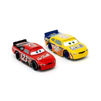 Vehículos a escala Todd Marcus y Winford Rutherford, Disney Pixar Cars