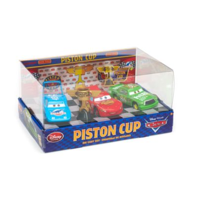 Disney Pixar Cars - Piston Cup Die Cast Set