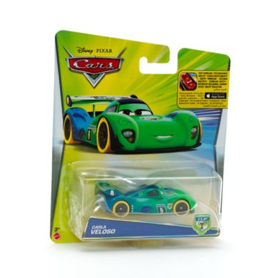Disney Pixar Cars Carnival Carla Veloso Die-Cast