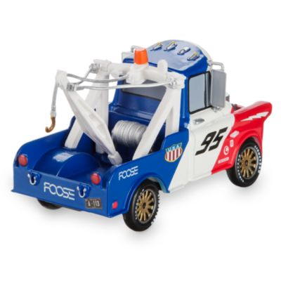 Disney Pixar Cars Custom Die-Cast from The Artist Series, 1:43 Mater By Chip Foose
