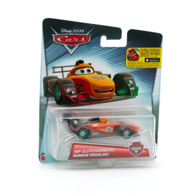 Macchinina Rip Clutchgoneski di Disney Pixar Cars