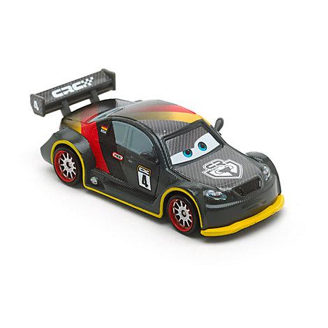 Vehículo a escala Max Schnell, Disney Pixar Cars