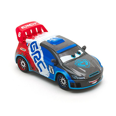 Vehículo a escala Raoul ÇaRoule, Disney Pixar Cars