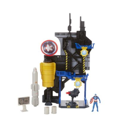 Captain America Bunker Playset, Captain America: Civil War