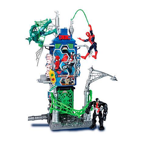 Spider-Man Web City Showdown Playset