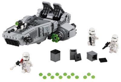 Ensemble LEGO 75100 Snowspeeder Premier Ordre de Star Wars