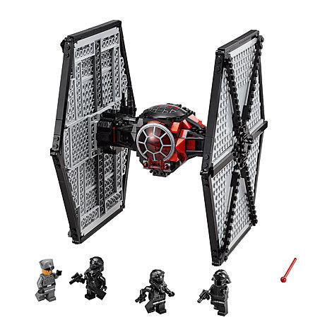 lego star wars first order special forces tie fighter set 75101. Black Bedroom Furniture Sets. Home Design Ideas