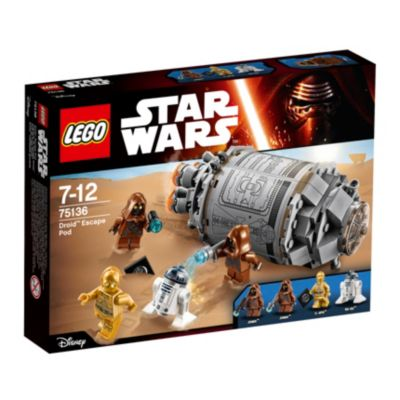 LEGO DROID ESCPE POD Q216