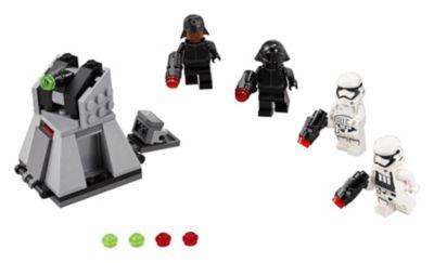 star wars das erwachen der macht die erste ordnung lego battle pack 75132. Black Bedroom Furniture Sets. Home Design Ideas