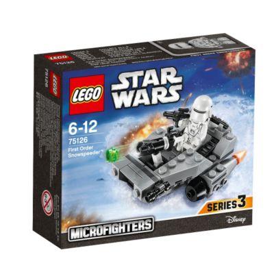 Set LEGO 75126 Snowspeeder del Primo Ordine, Star Wars: Il Risveglio della Forza