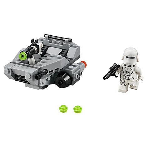 Ensemble LEGO 75126 Snowspeeder Premier Ordre, Star Wars : Le Réveil de la Force