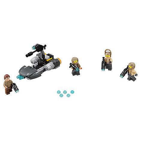 LEGO Resistance Trooper Battle Pack 75131, Star Wars: The Force Awakens