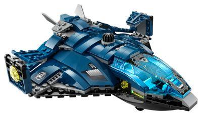 Set LEGO 76051 Supereroi battaglia all'aeroporto
