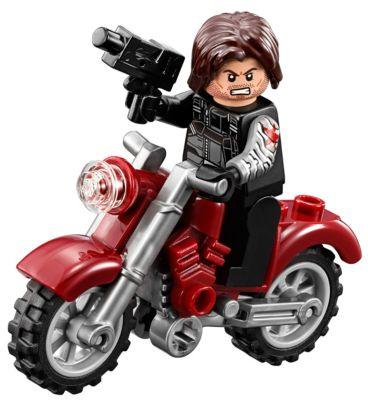 Set LEGO 76047: persecución Pantera Negra